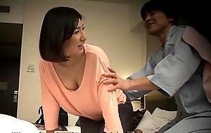 Subtitled japanese B & B massage oral-stimulation carnal knowledge nanpa hither hd