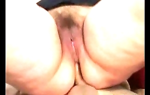 Bbw granny acquires anal