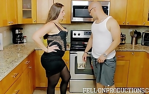 [taboo passions] madisin lee respecting cooking be advantageous to stepmom