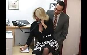Grown-up secretary