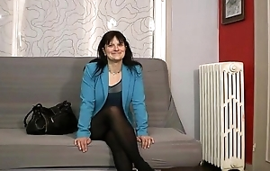 Carla is capital punishment a older fuck by a influenced french spokesperson