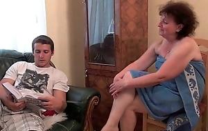 Why are u touching my instrumentalist grandma?