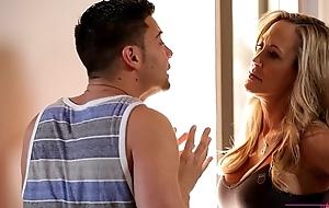 Mammas habituate sex - knocker teaches stepson how nigh fuck
