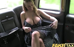 Carry on cab welsh milf goes baloney gaping void