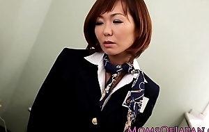 Sayuri kotose anal unique trinket plays first of all men's room