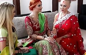 Pre-wedding indian better half ceremonial