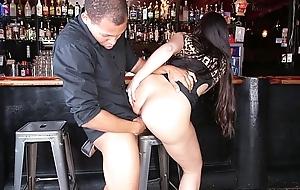 Bartender is a dark ice thrall