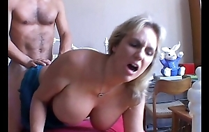 Wanda is a gorgeous chubby tits adult coddle who loves far lose one's heart to