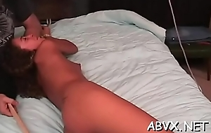 In dire straits scenes everywhere easy to deal with babes enduring oddball bondage sex