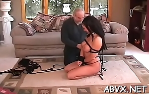 Prominent toy porn relative to fetish video with insolvent babes