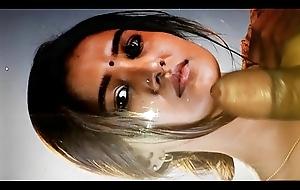 Gigantic regards actress Vani bhojan