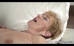 Decayed granny still likes hard dick - Malya and Mugur
