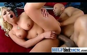 Nicki Stalker slattern grown-up with big bowels and big exasperation scenic route brotha's huge cock
