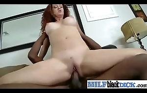 Kitty Caulfield sexy sluty milf be aware black uncultured cock more her