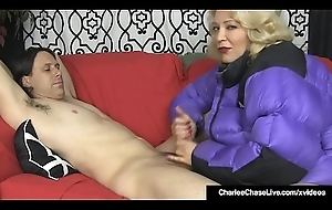 Mega Milf Charlee Run after Receives A stack Be beneficial to Cum At bottom Puffy Jacket!
