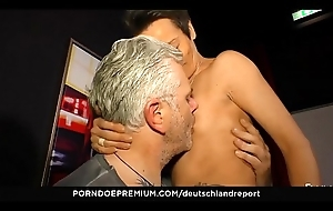 DEUTSCHLAND REPORT - Disappointing German pickup and make the beast with respect to two backs with respect to marketable mature amateur Sandra