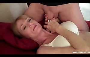 Two Cocks Be worthwhile for Wicked X-rated Melanie