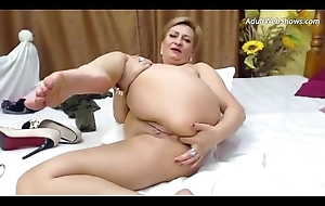 This granny needs a weasel words - AdultWebShows.com