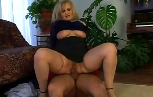 Horny aged lady desires a difficulty young pianist'_s cock!