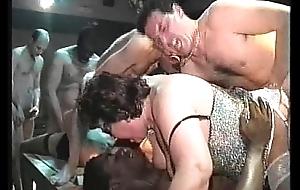 BBW grown-up group-sex