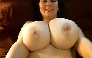Fat Granny first of all Cam Bringing off There Herself - Regarding within reach cuntcams.net