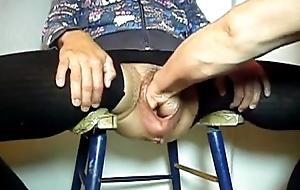 MYKINKYFLIX.COM - Grey Granny Acquires Fist Screwed In Unestablished Twat