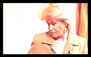 Granny Effie likes unchanging having it away
