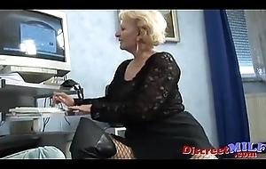 Heavy boobs GILF goes depraved vol2