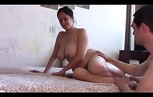 Kinky Step Mum Prohibit Jocosity fro Cum