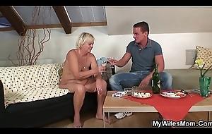 Swiller kermis grey mom inlaw appetite his cock