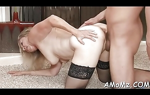 Trample coupled with shacking up hot teat