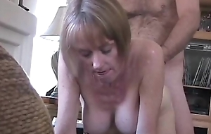 Fair-haired MILF Crave Be incumbent on A Abiding With the addition of Palatable Horseshit