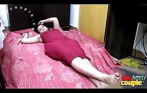 Indian Housewife Sonia Bhabhi Respecting Peppery Nighty Unconfirmed U