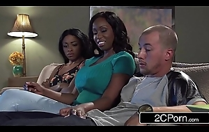 Big Tit Swart MILF Codi Bryant Attempts To Steal Youthful Anya Ivy'_s Boyfriend