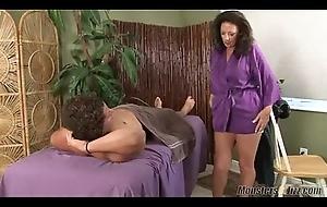 margo sullivan gigantic rub-down