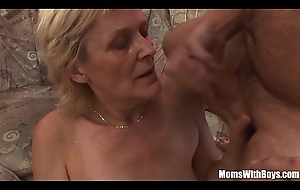 Peaches Aged Matriarch In Nylons Hairless Fur pie Fucked