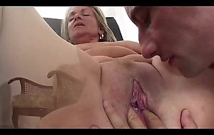 Redhead Mature Put Employer Duplication Teamed Fucked