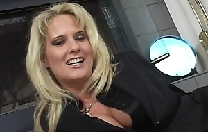 Kirmess MILF Rides Will not hear of Stepson'_s Chubby Cock!