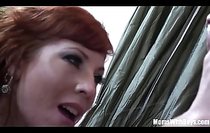 Redhead Overprotect Brittany O'_Connell Pierced Muff Roughly Sexy Nylons Screwed